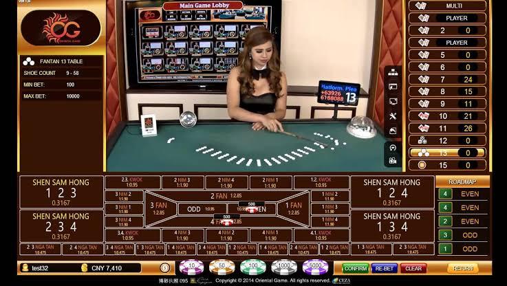 Cara Menang FanTan Casino Online