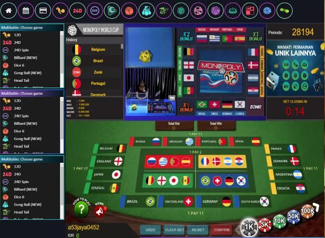 Tentang Permainan Monopoly IDN Live