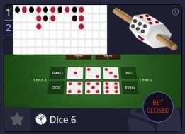 Jenis Taruhan Casino Dice 6 IDN Live