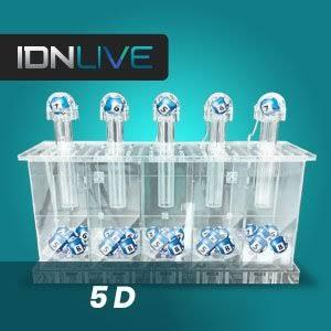 5D ball IDN Live Casino