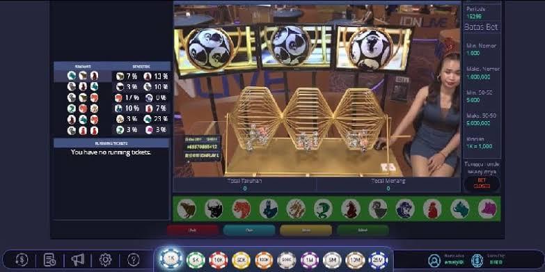 3D Shio IDN Live Casino