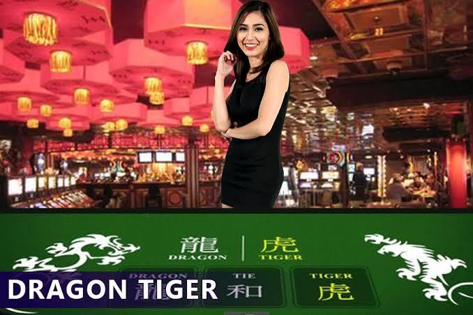 panduan permainan dragon tiger