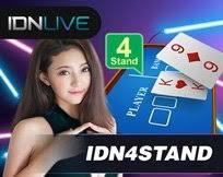 Cara Bermain IDN 4 Stand Online