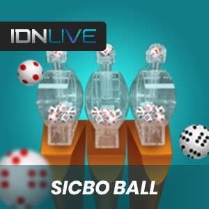 Permainan Sicbo Ball IDN Live