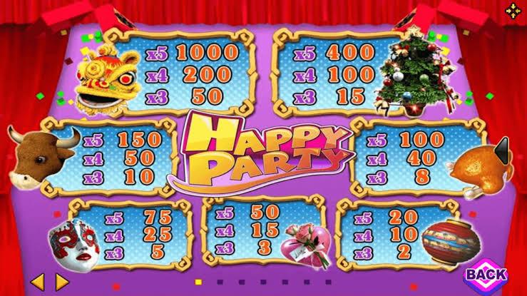 Slot Happy Party Joker123