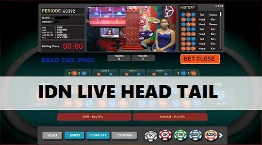 Cara Bermain Permainan Head Tail IDN Live