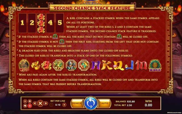 Game Slot Online Dragon Powerflame