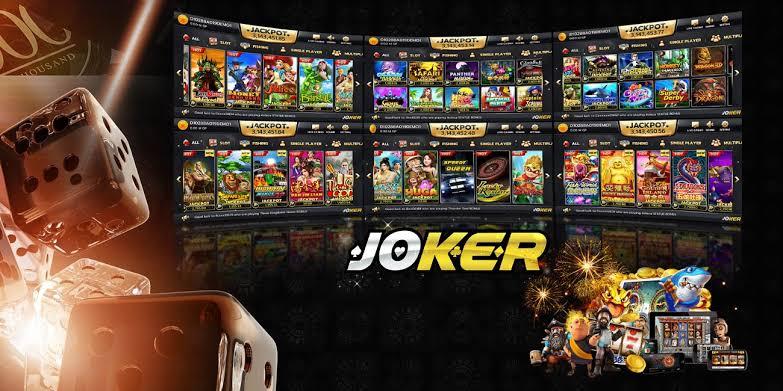 Agen Slot Joker123 Terpercaya